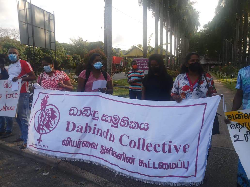 Justice must be done to Ansel Lanka trade union leaders – Da Bindu Collective