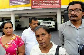 SRI LANKA Mother of killed Catholic worker wants justice for all victims of  police